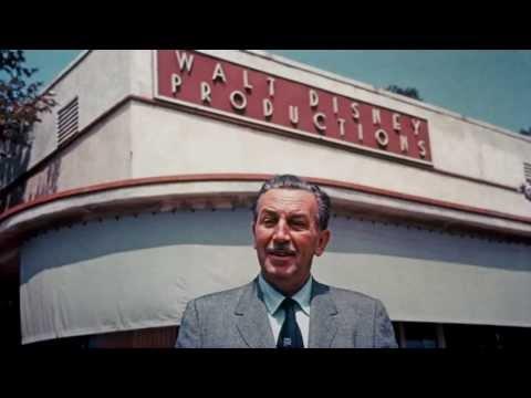 """Walt Disney - """"Keep Moving Forward"""""""