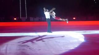 Revolution On Ice 2018 #ROIPamplona, Annette Dytrt/ Yannick Bonheur & Diana Navarro