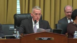 Chairman Gowdy on Forensic Science
