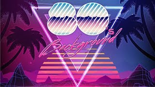 Synthwave Retrowave 80's Music 10 Hours
