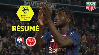 SM Caen - Stade de Reims ( 3-2 ) - Résumé - (SMC - REIMS) / 2018-19