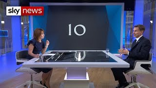 Jeremy Hunt: The Battle for Number 10