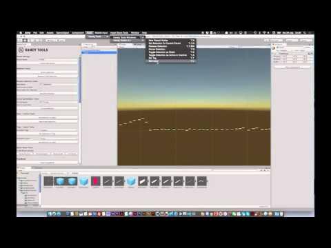 Unity Platformer Level Creation Handy Tools Workflow Tutorial
