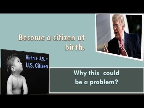 US Citizens At Birth In 2019.Become A Citizen At Birth.Why Is Could Be A Problem