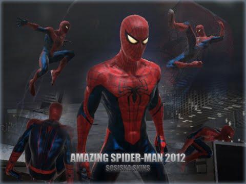 Spider Man Web of Shadows костюм TheAMS - YouTube