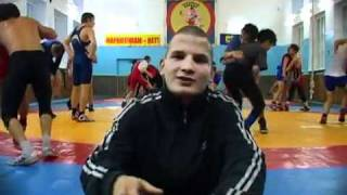ГРИМБО музыкальный видео клип о греко римской борьбе(, 2012-01-25T19:57:14.000Z)
