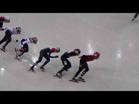 2018 平昌 PyeongChang Short Track  Men's 1,500m Semifinal3