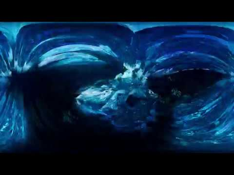 Растущие кристаллы - фрактал 360° 4K High Bitrate видео для VR