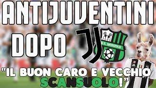 ANTIJUVENTINI dopo JUVENTUS - Sassuolo 2-1 |