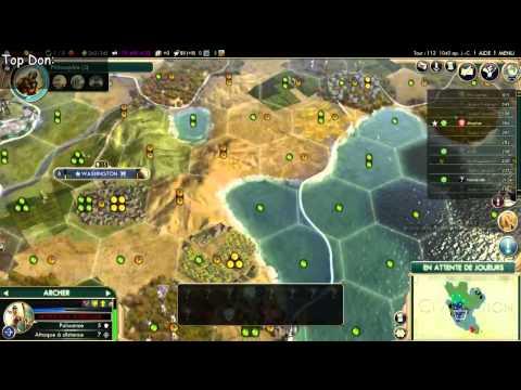 FR TimGameLive 04/02/15 - Sid Meier's Civilization V - 25 / 40 |