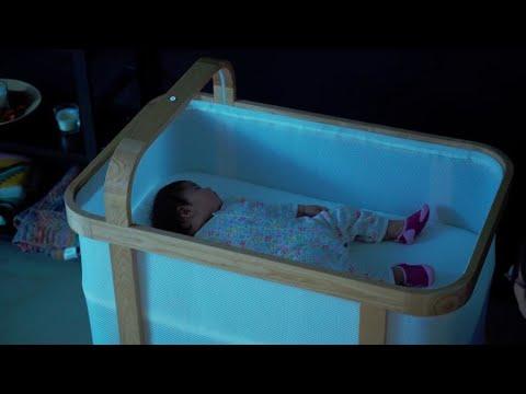 سرير ذكي يجعل الطفل يعود إلى النوم خلال الليل دون استيقاظ والديه  - نشر قبل 2 ساعة