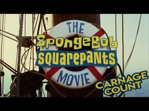 The Spongebob Squarepants Movie (2004) Carnage Count