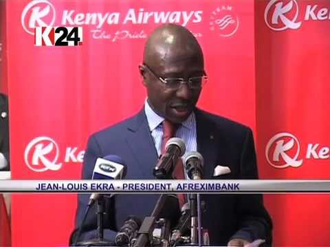 Kenya Airways Aircraft Financier