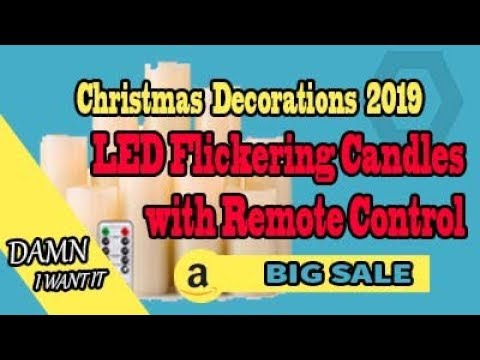 christmas-decoration---real-wax-pillar-led-flickering-candles-with-remote-control-and-timer