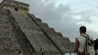 Ilmuwan Meksiko Selidiki Bawah Piramida Maya