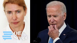 video: I backed Joe Biden. He has been a terrible disappointment