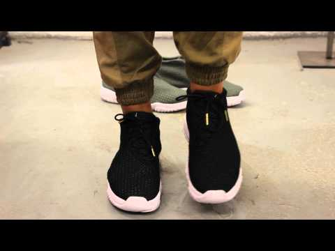 Air Jordan Future Black - White On-feet Video at Exclucity