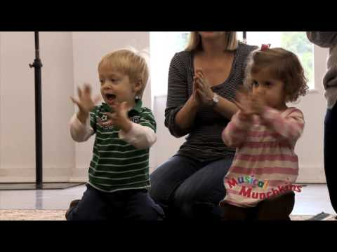 Musical Munchkins: Music for Twos