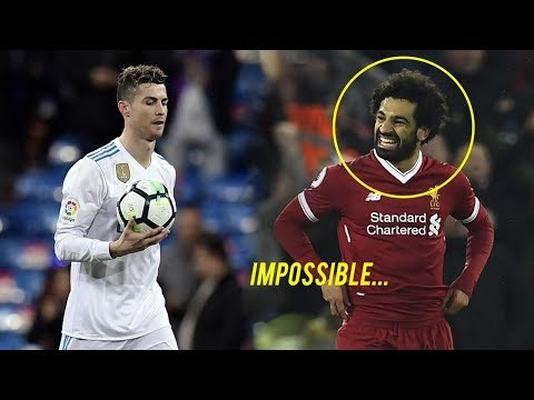 5 Things Cristiano Ronaldo Did In Football That Salah Will Not Repeat