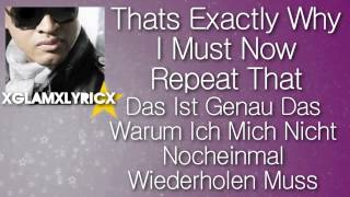 Taio Cruz - Like A Star LYRICS {englisch&german}