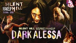 DARK ALESSA: Silent Hill Makeup Tutorial | AUDFACED