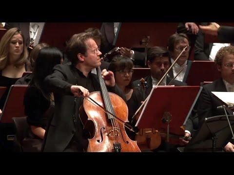 Bloch: Schelomo – Hebräische Rhapsodie ∙ hr-Sinfonieorchester ∙ Jan Vogler ∙ Eliahu Inbal