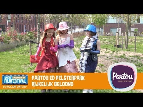 UNICEF Kinderrechten Filmfestival - Partou Ed Pelsterpark - Rijkelijk Beloond