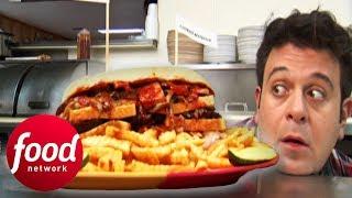 Will Adam Destroy The 6.5 LB Ultimate Destroyer Challenge? | Man V Food