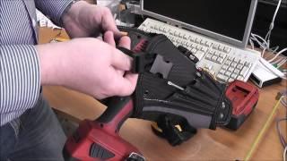 видео Особенности применения и эксплуатации ледобура с шуруповертом