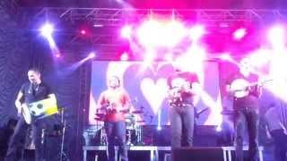 Banda Revelação em Santo Antonio de Jesus - Voz da Bahia .