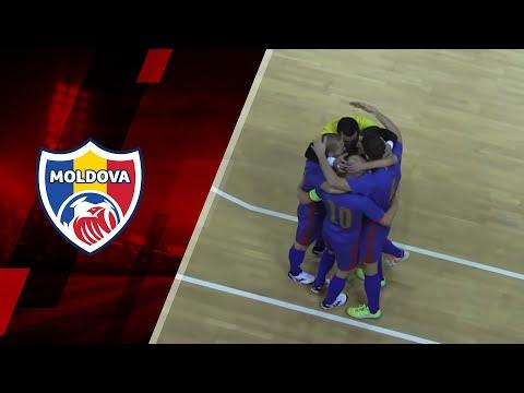 Futsal. Moldova 3-0 Anglia // Preliminariile CE-2022