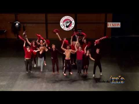 flash mob coupe de la ligue Stade Rennais F.C.