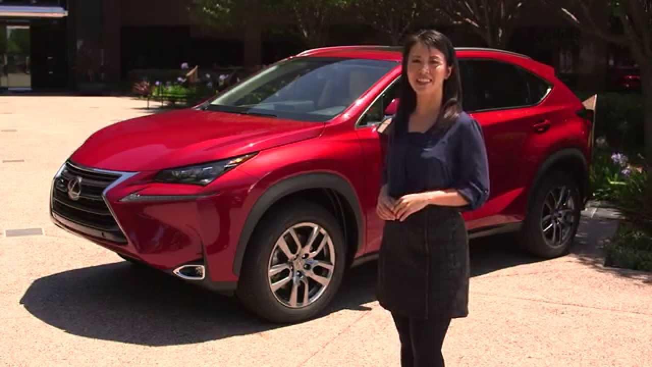 The 2015 Lexus Nx Interior Features Walkaround Youtube