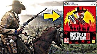 RED DEAD REDEMPTION 2 PC+DLC SOLO