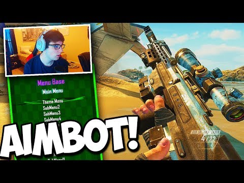 Thumbnail: HE ACCUSED ME OF USING AIMBOT... - BO2 Trickshotting