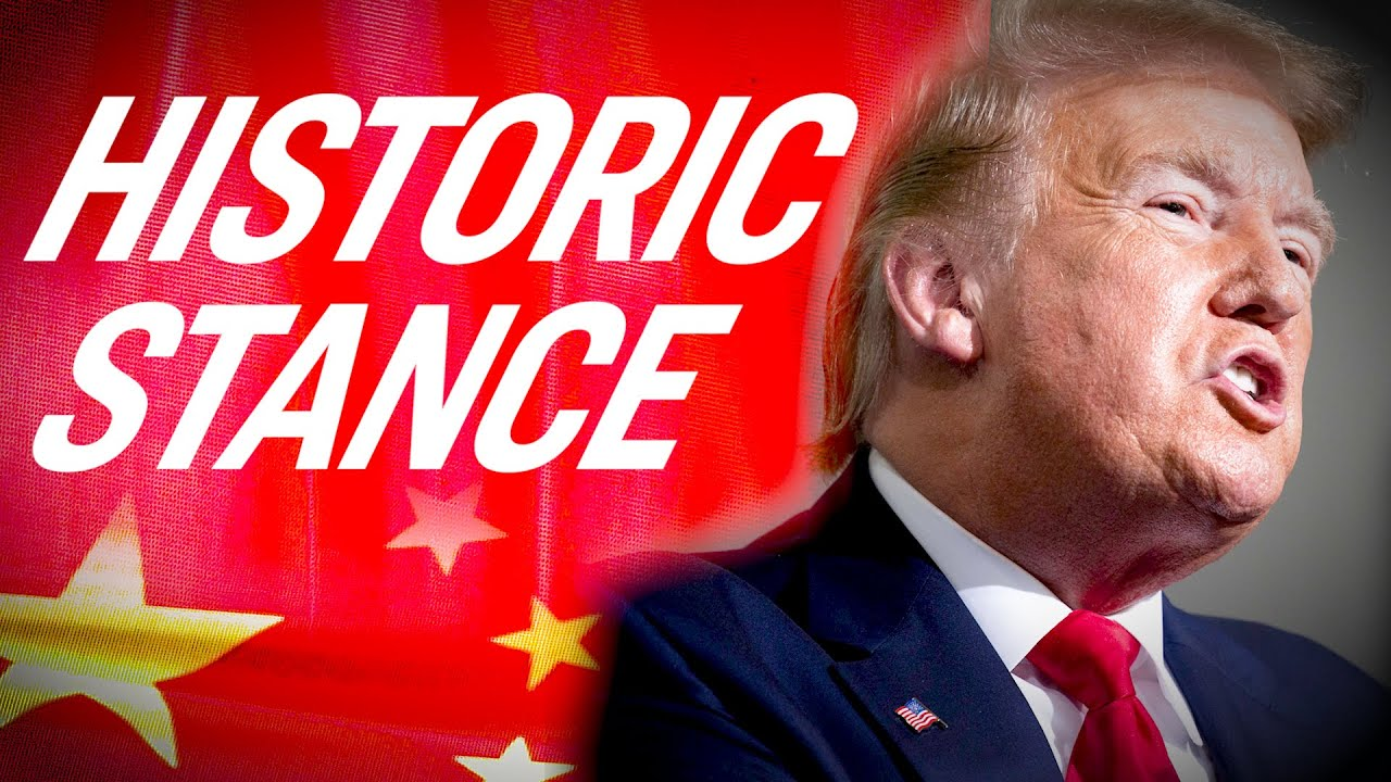 Why Trump's New Speech on China Is a Turning Point in History