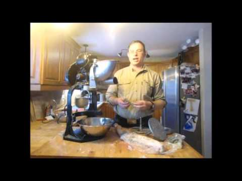Pelican Head for Small Stand Mixers