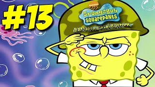 Spongebob Squarepants Battle for Bikini Bottom - Walkthrough Part #13 - Rock Bottom