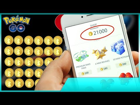 POKEMON GO FASTEST WAY TO GET POKECOINS AFTER UPDATE