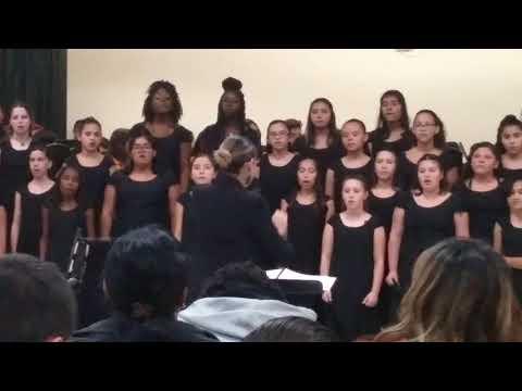 Curran middle school concert
