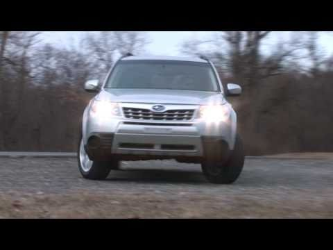 2011 Subaru Forester - Drive Time Review | TestDriveNow