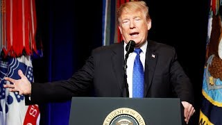 Трамп в Пентагоне | АМЕРИКА | 17.01.19