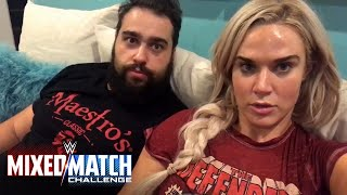 Vote #RusevLana to bring now in the WWE Mixed Match Challenge Second Chance Vote
