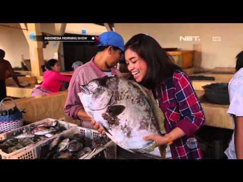 Pasar Ikan Muncar di Banyuwangi, Pasar ikan terbesar di pesisir Jawa Timur - IMS