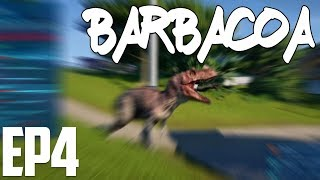 Video de LA BARBACOA DE FREDO | Jurassic World con Lou (Ep 4)