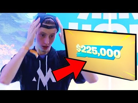 Summer Skirmish $250,000 Prize Money Live Reaction - Fortnite Battle Royale