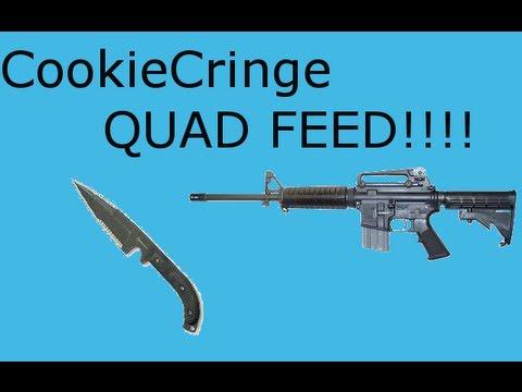 MinecraftCod: QUAD FEED!!!