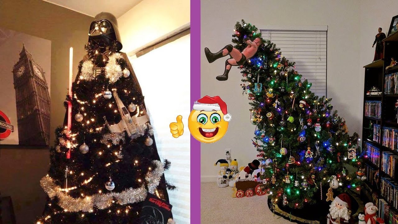 The Most Creative and Funny Christmas Tree Toppers Ever ...