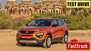 Tata Harrier Malayalam Review and Test Drive | Fasttrack | Manorama Online