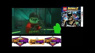 Lego Batman 2 DC Super Heroes 3DS Episode 7